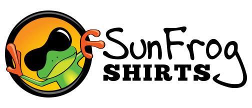 Sunfrogshirts logo Bán áo thun là gì ? các platform bán áo thun kiếm tiền phổ biến hiện nay 2021