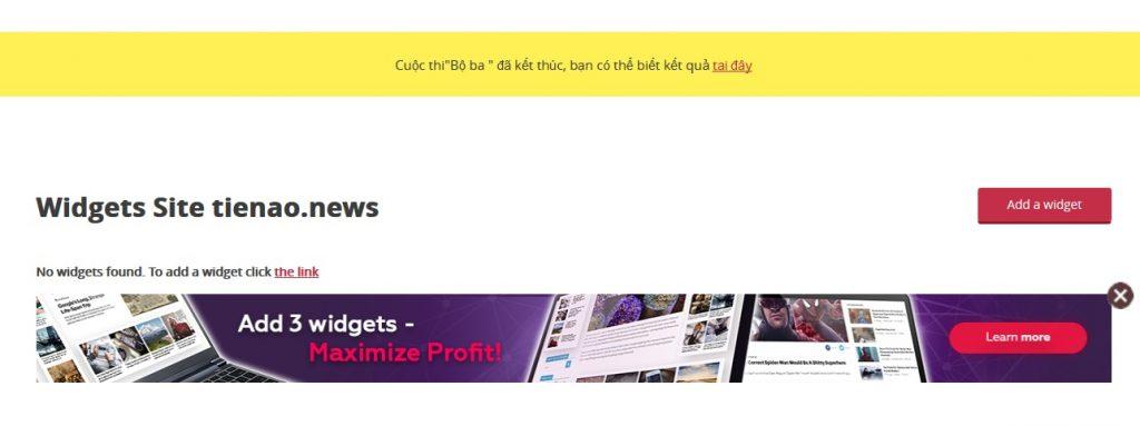 adnow 6 Adnow là gì? Mạng quảng cáo kiếm tiền thay thế Google Adsense hiệu quả