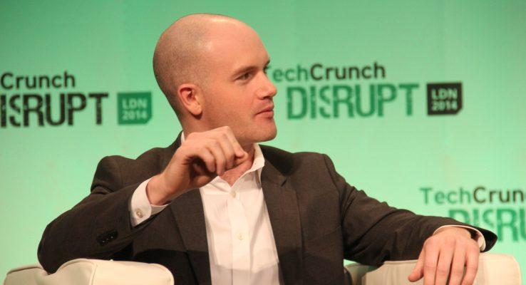 brian armstrong Người sáng lập Coinbase ra mắt nền tảng Crypto từ thiện