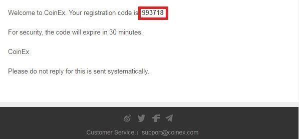 Mã xác minh gmail được gửi về email của bạn