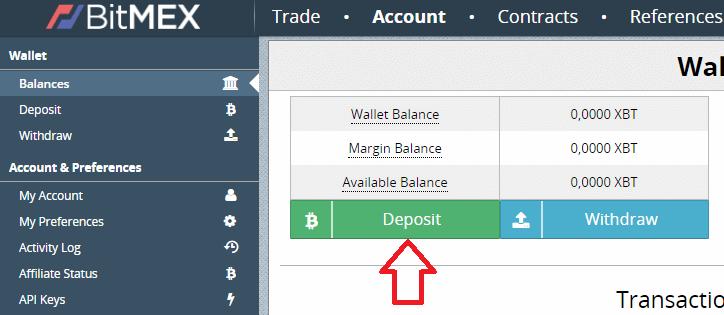 word image 8 Đánh giá: sàn Bitmex là gì? Hướng dẫn tạo và trade coin trên sàn Bitmex.com