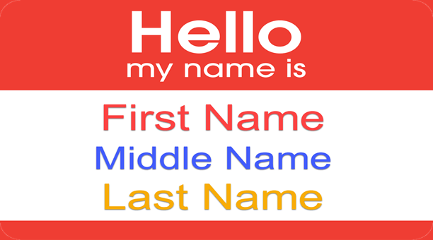 word image 34 First name,Surname name ,Middle name, Last name là gì? cách điền chuẩn nhất theo tiếng Anh