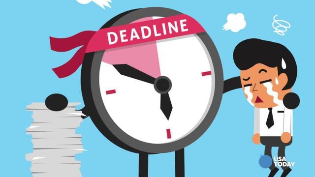 photo 1 1541513055772872514861 Deadline là gì? Phải làm gì khi chậm deadline? 2021