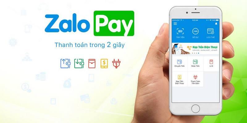 Zalo pay 2 Zalo pay là gì? đăng ký thanh toán qua zalo pay như thế nào?