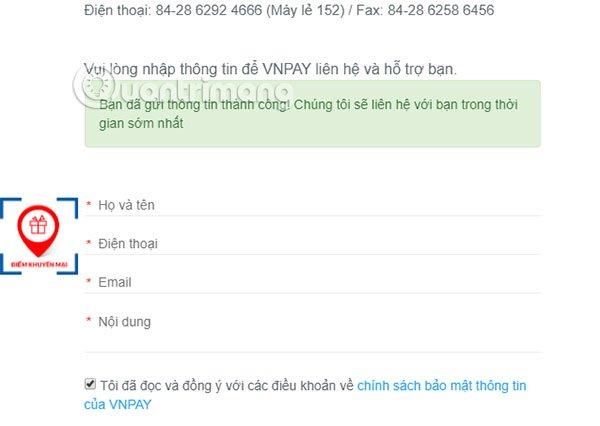 word image 7 Vnpay QR là gì? cách đăng ký và thanh toán bằng Vnpay QR như thế nào?