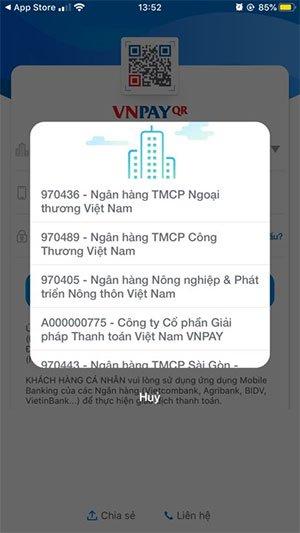 word image 8 Vnpay QR là gì? cách đăng ký và thanh toán bằng Vnpay QR như thế nào?
