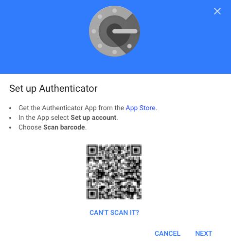 Di chuyển Google Authenticator sang thiết bị mới