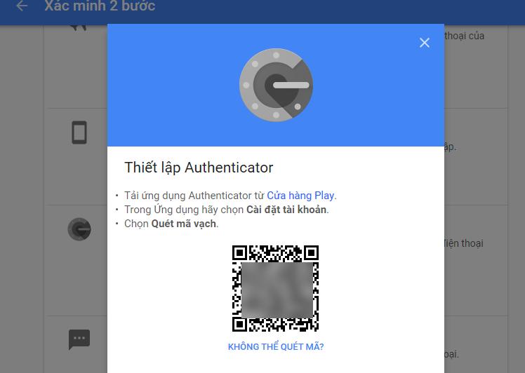 word image 7 Google Authenticator là gì? Hướng dẫn cài đặt và sử dụng Google Authenticator từ A - Z 2021