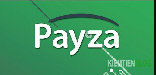 Ứng dụng Payza