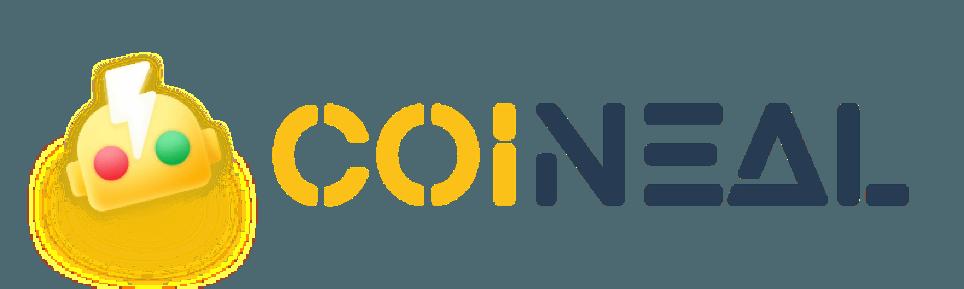 Hình ảnh về logo Coineal.com