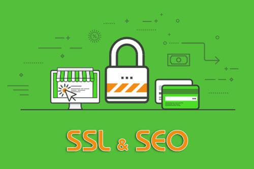 SSL Certificate quan trọng đối với SEO