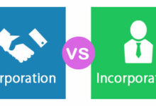 Corporation Vs Incorporation