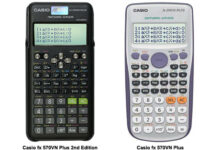 Casio Fx 570vn Plus 2nd Edition