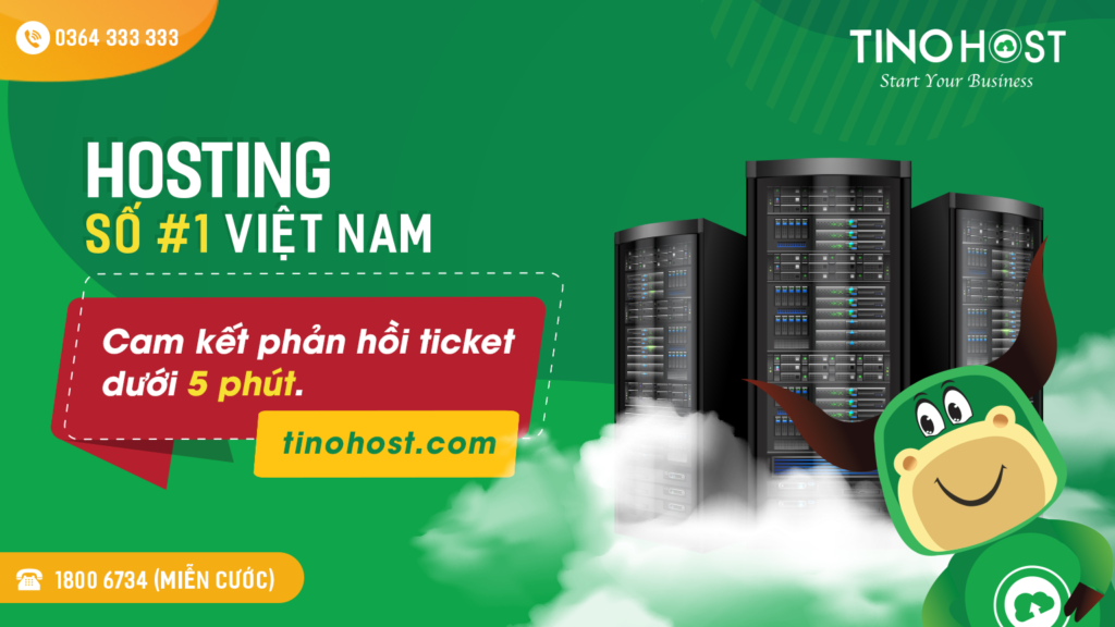 Banner Tinohost Web