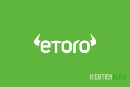Etoro Green Logo