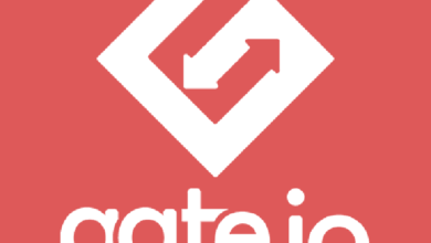 Gate.io Logo